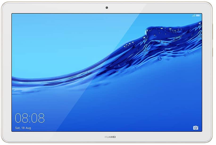 "HUAWEI MediaPad T5 Tablet de 10.1"" FullHD Blanco y oro"