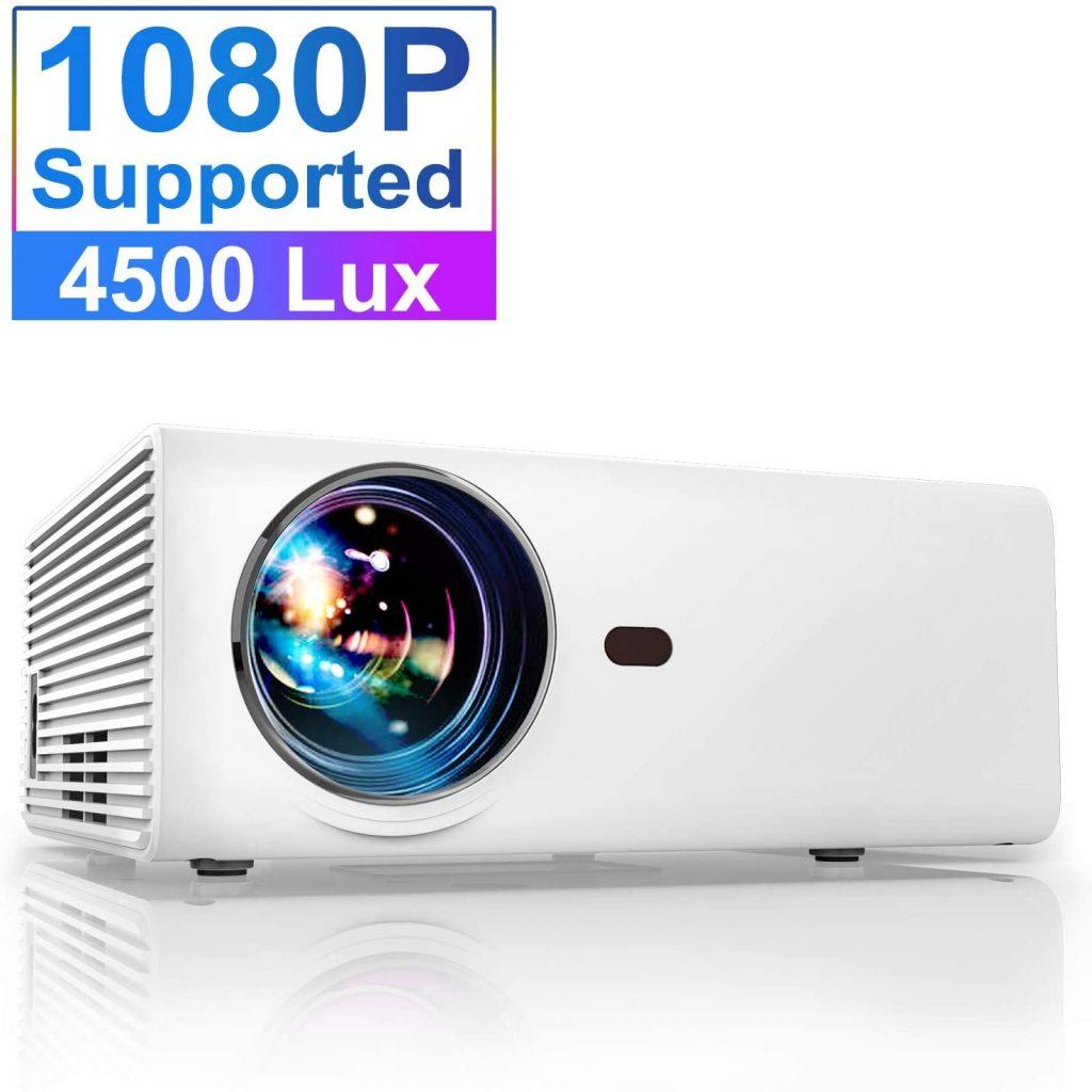 YABER Proyector Portatil Soporte Full HD 1080p