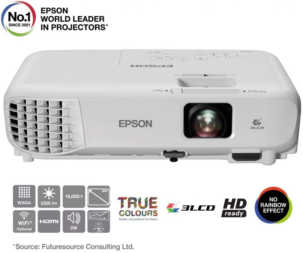 Epson W 05 Proyector para empresas