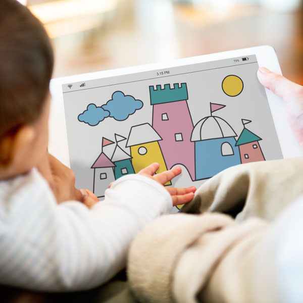 Pizarras Digitales Infantiles