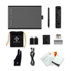Accesorios Gaomon M10K Pro