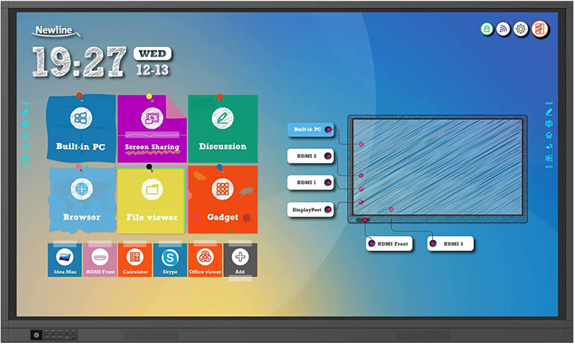Newline Smartboard Ultra HD